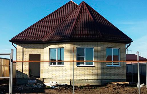 Одноэтажные дома - строительство - Дом одноэтажный Вирджин Хаус