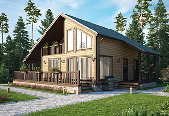 Проекты домов в Краснодаре