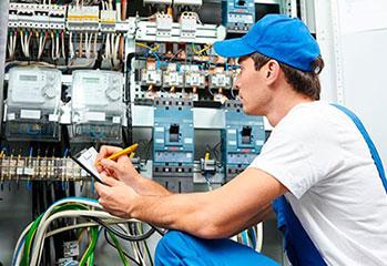 Стоимость работ по электромонтажу