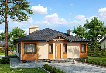 Стоимость строительства одноэтажных домов