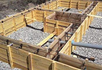 Строительство фундамента в Краснодаре