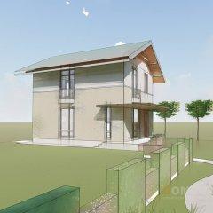 Проект дома DV1