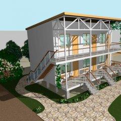 Архивный проект Гостевой пляжный дом