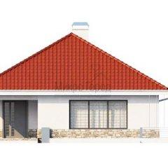 Проект дома DV14
