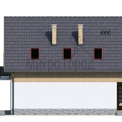 Проект дома DV7