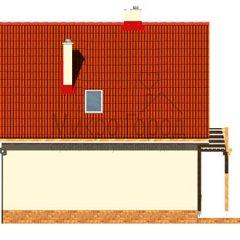 Проект дома DV15