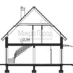 Проект дома DV13