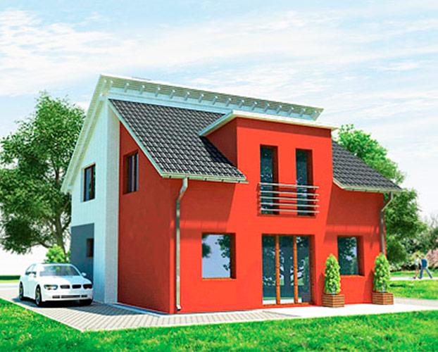 Проект дома DV10