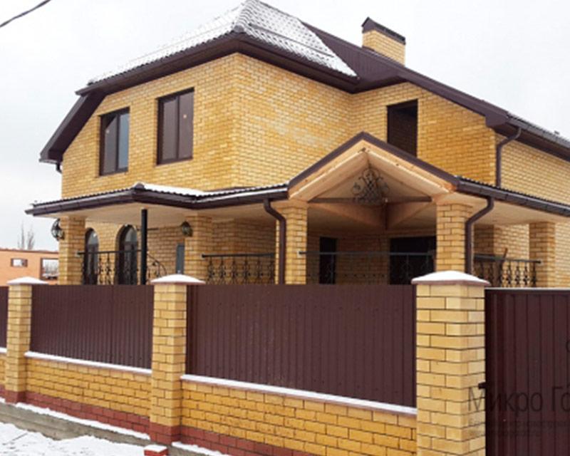 Архивный проект Просторный дом